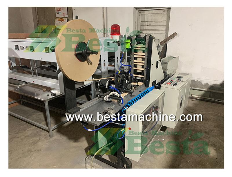 Stick Bundling Machine3