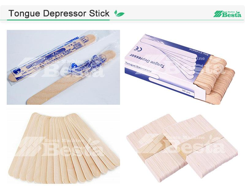 Tongue Depressor Stick