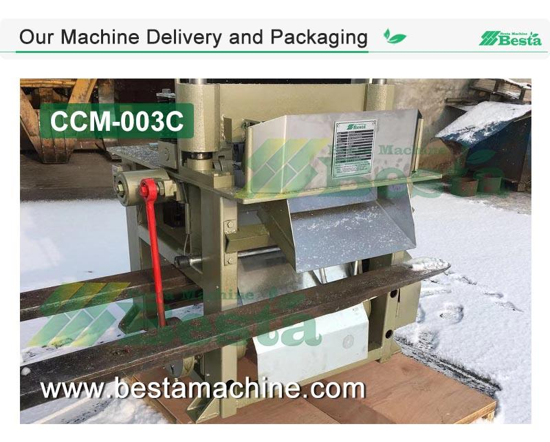 Machine Delivery and Packaging